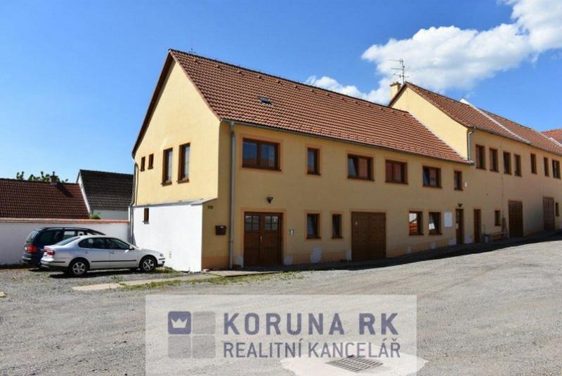 Prodej areálu kanceláří a skladů Libníč u Českých Budějovic
