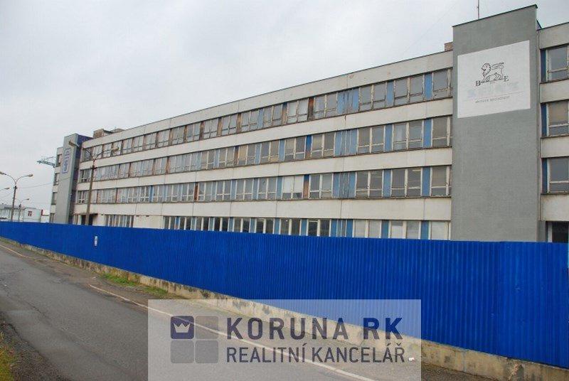 Pronájem kanceláři, skladových prostor a učeben, České Budějovice 4