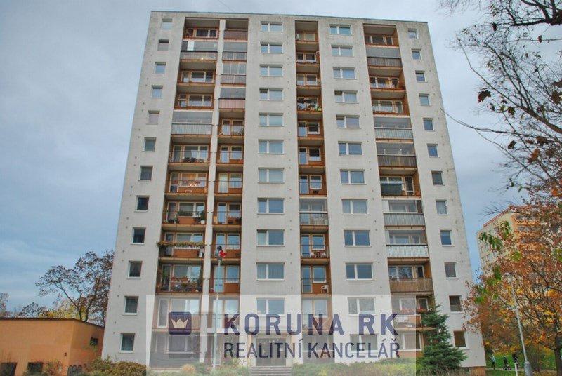Prodej bytu 1+1 s lodžií, Praha – Strašnice