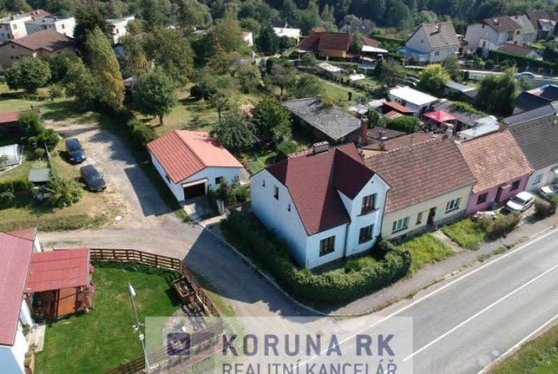 Prodej rodinného domu, Rudolfov u Českých Budějovic
