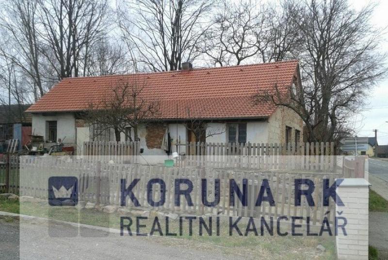 Prodej rodinného domu v Opařanech u Tábora
