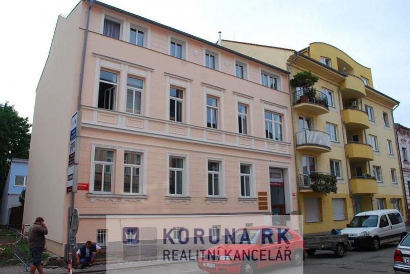 Pronájem kanceláří Klaricova ulice, České Budějovice 3