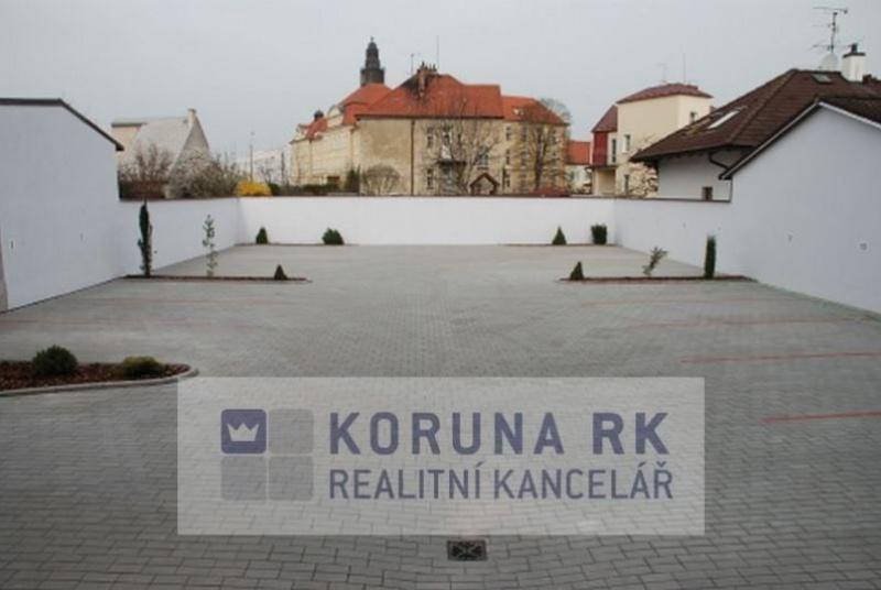 Pronájem parkovacích míst, Lidická tř., České Budějovice