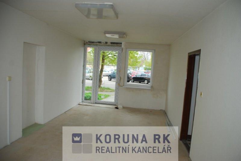 Prodej nebytového prostoru, Dr. Bureše, České Budějovice